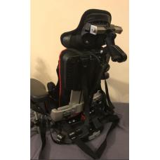 Комнатная детская коляска R82 X:Panda размер 2