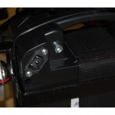 Кресло-коляска Мега-Оптим FS 110 A  с передним приводом