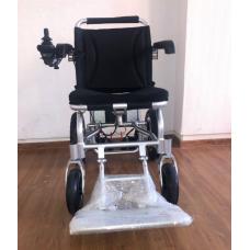 Кресло-коляска с электроприводом Пушинка 2