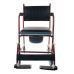 Кресло-каталка с туалетным устройством LY-800-154