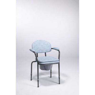 Кресло-каталка с санитарным оснащением Vermeiren 9063