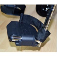 Кресло-коляска Мега-Оптим 711 AE (кожзам)