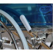 Кресло-коляска Мега-Оптим FS 874