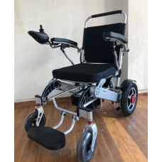 Кресло коляска с электроприводом Пушинка 1
