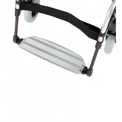 Сплошная подножка с алюминиевой опорой для стоп, регулируемой по углу наклона