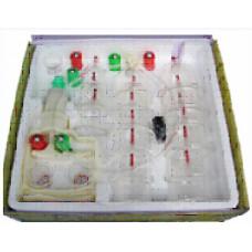 Банки для вакуумного массажа с магнитами (JK-3A) 18 шт. в упаковке