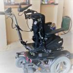Детская электро-коляска Permobil C300