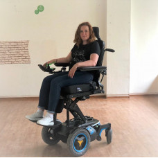 Электрическая коляска PERMOBIL F3