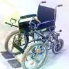 Инвалидная рычажная коляска Meyra модель 1.407