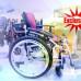 Кресло-коляска с широкими приводными колесами Excel G-Lite Pro 24