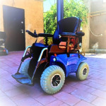 Meyra Optimus 2 со скоростью 15 км/ч