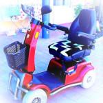 Скутер для маломобильных людей Meyra Cityliner 415