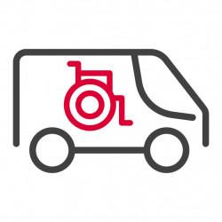 Получение долгожданной электро-коляски Otto Bock B400