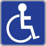 Псевдо-инвалид на BMW в столице Крыма