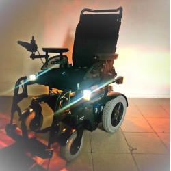 Ночная демонстрация коляски OttoBock Juvo B4 от пользователя