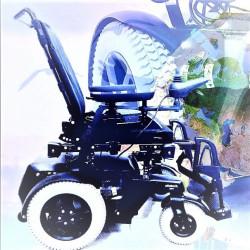 Кресло-коляска с электроприводом Otto Bock Juvo B4