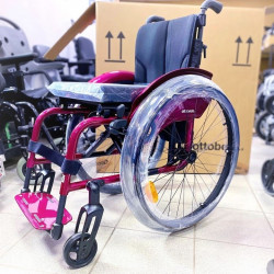 Распаковка активной детской коляски OTTO BOCK АВАНГАРД