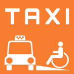 Рабочие будни «Такси с пандусом» в Москве