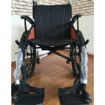 Кресло-коляска Excel G-Lite Pro 24, с широкими колёсами
