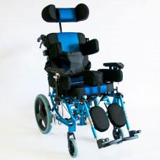 Кресло-коляска Мега-Оптим FS958LBHP-32