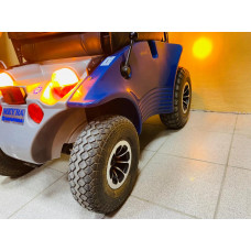 Кресло-коляска Meyra Optimus 2 (2007 г.в. синяя рама)