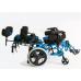 Кресло-коляска Оптим FS958LBHP-32 (46 см)