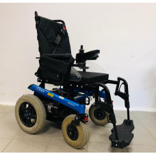 Кресло-коляска с электроприводом OttoBock B500 (2017 г.в.)