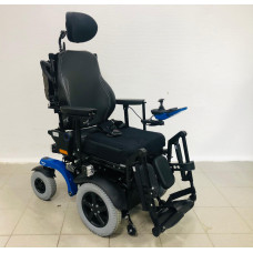 Тестируем коляску Otto Bock Juvo B5 с передним приводом. Эксклюзив!