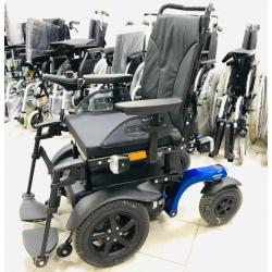 Тестируем коляску OTTO bock Juvo B5 с передним приводом