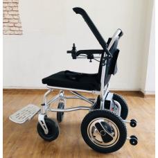 Кресло-коляска с электроприводом Пушинка 2 New