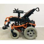 Детская электрическая коляска Vermeiren Springer kids