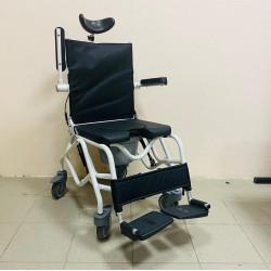 Кресло-каталка с санитарным оснащением Dietz Baja