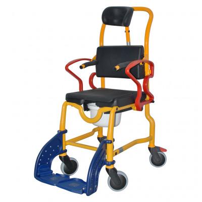 Кресло-стул с санитарным оснащением Rebotec Аугсбург для детей (ДЦП)