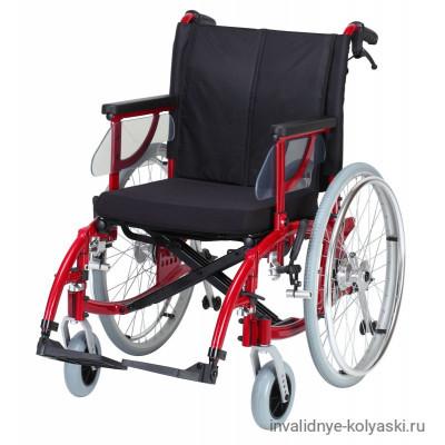 Кресло-коляска Мега-Оптим 712AE