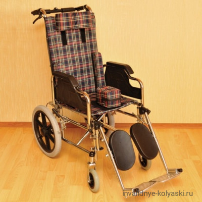 Кресло-коляска Мега-Оптим FS 203 BJ-46