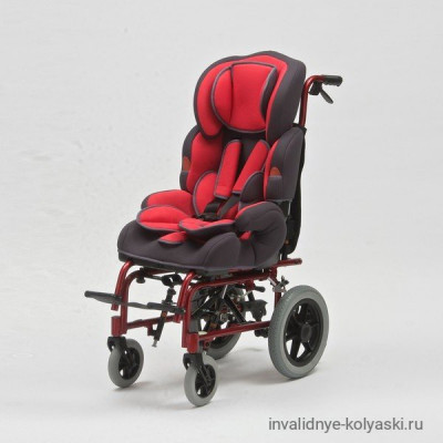 Кресло-коляска Мега-Оптим PR985LBJ-37