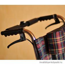 Кресло-коляска Мега-Оптим FS 203 BJ - 46