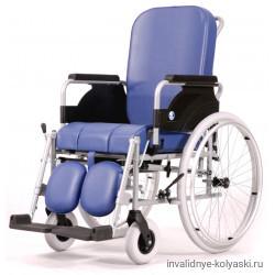 Обзор на кресло-коляску Vermeiren 9300