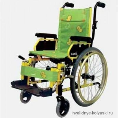 Кресло-коляска Karma Medical Ergo 752