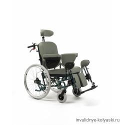 Обзор на кресло-коляску Vermeiren Serenys