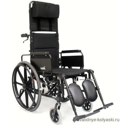 Кресло-коляска Karma Ergo 504