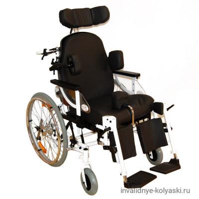 Кресло-коляска Мега-Оптим 512 B