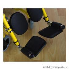 Кресло-коляска Мега-Оптим H-714N