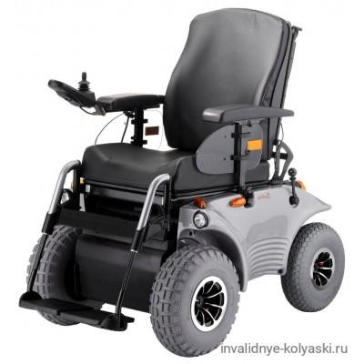 Кресло-коляска Meyra Optimus 2 2.322 (premium)