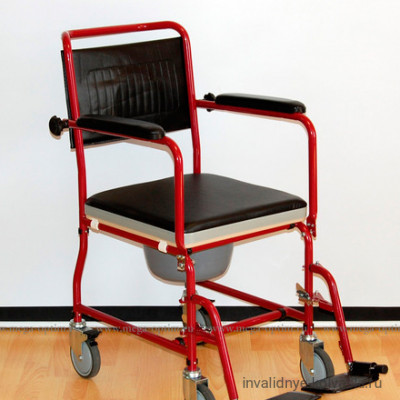 Кресло-каталка Мега-Оптим FS692-45