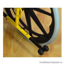 Кресло-коляска Мега-Оптим H-714 N