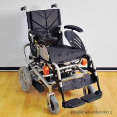 Кресло-коляска Мега-Оптим FS 123-43