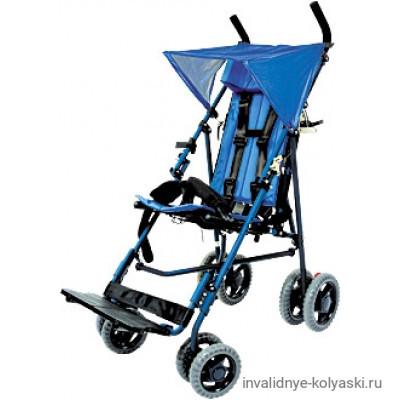 Кресло-коляска Симс трость 7000AT/K
