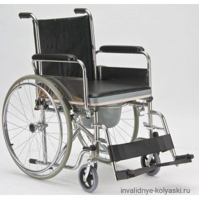 Кресло-коляска Мега-Оптим FS 682