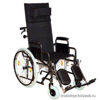 Кресло-коляска Мега-Оптим 514A